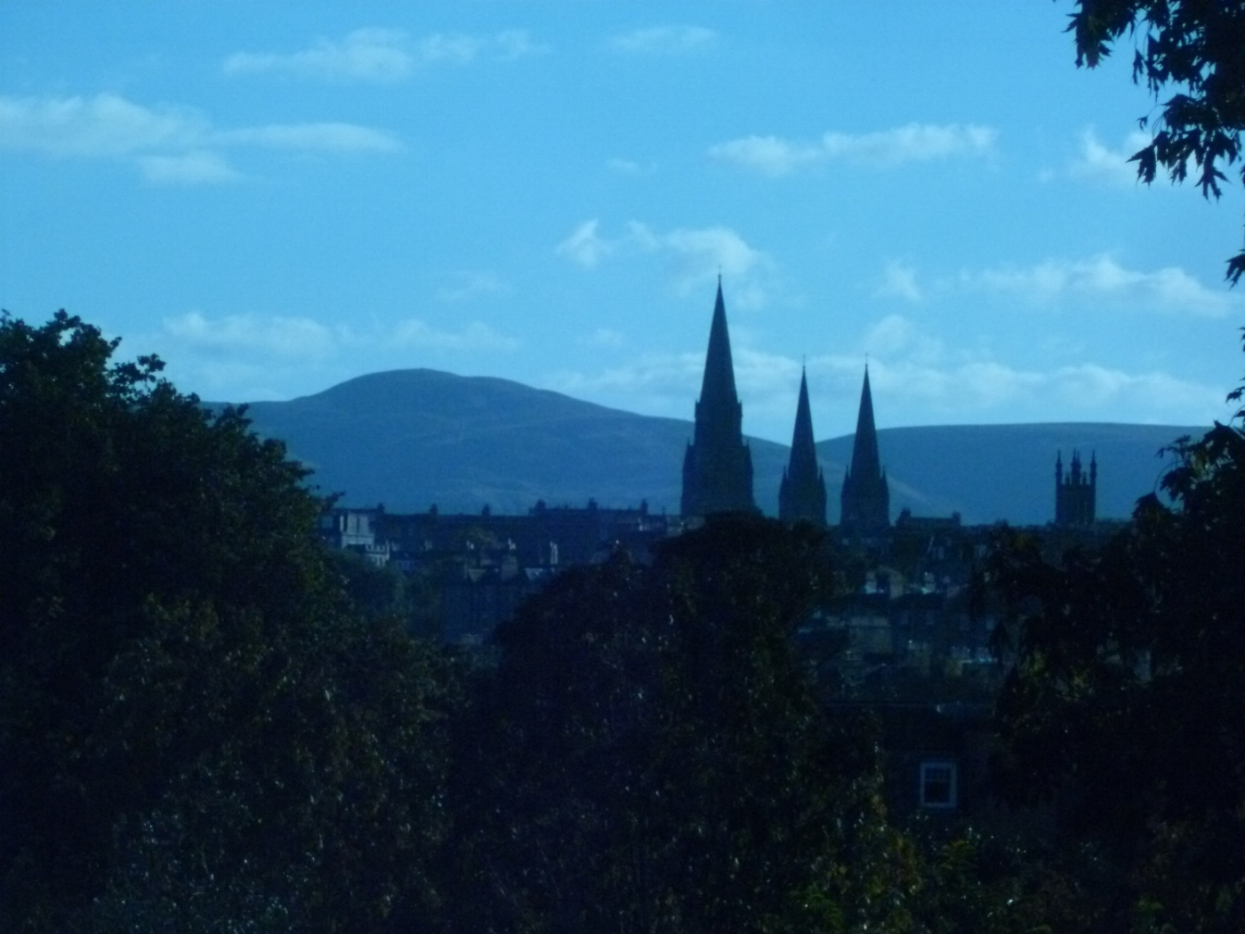Anglophrase est localisé dans la belle ville d'Edimbourg